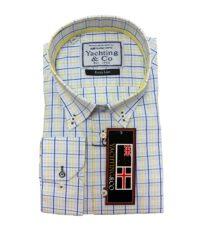 Yachting & Co overhemden lange mouw