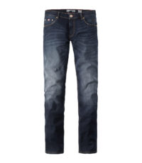 Paddock's grote maat stretch jeans blue moustache