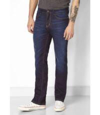 Paddock's lengte maat stretch jeans darkblue moustache
