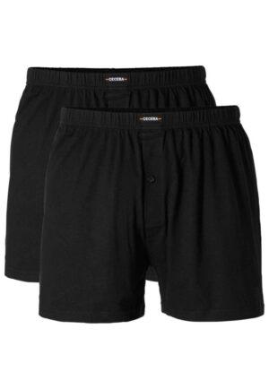 Ceceba grote maat boxershorts zwart