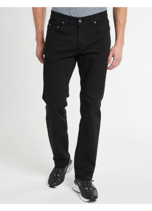 Pioneer lengte maat stretch jeans zwart