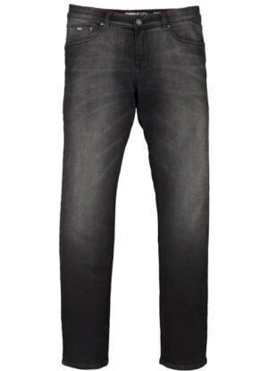 Paddock's grote maat stretch jeans antracietgrijs Ben
