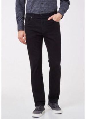 Pioneer grote maat stretch jeans zwart model Thomas