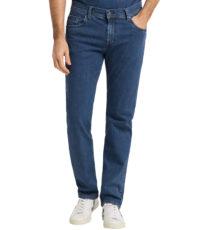 Pioneer grote maat stretch jeans blauw model Thomas