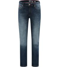 Paddock's lengte maat stretch jeans medium stone