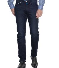 Pierre Cardin grote maat stretch jeans future flex darkblue light used