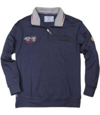 Redfield grote maat sweater blauw Sailing Expedition Team