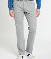 Pioneer lengte maat stretch jeans grijs