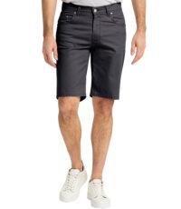 Pioneer grote maat stretch korte broek donkerblauw