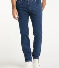 Pioneer lengte maat stretch jeans blauw