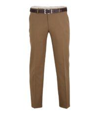 M.E.N.S stretch pantalon donkerbeige