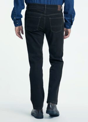 Pioneer grote maat casual stretch jeans blauw structuur