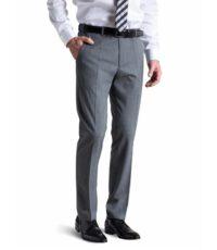 Meyer lengte maat stretch pantalon grijs