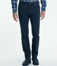 Pioneer grote maat stretch jeans donkerblauw structuur