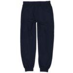 Adamo grote maat pyjama donkerblauw ronde hals