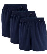 Adamo grote maat boxershorts donkerblauw