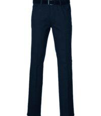Pioneer grote maat stretch jeans donkerblauw model Gerard