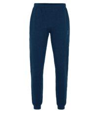 Ahorn grote maat joggingbroek blauw met boord