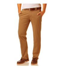 Pionier chino stretch grote maat camel model Robert-k