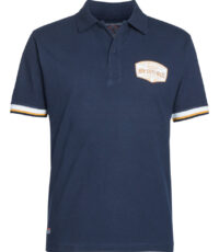 Ahorn grote maat poloshirt korte mouw donkerblauw New South Wales