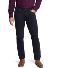 Pioneer lengte maat casual stretch jeans donkerblauw